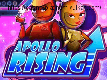 Онлайн-казино Вулкан Платинум и автомат Apollo Rising
