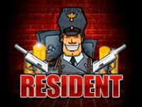 Игровой автомат Resident с бонусными турами